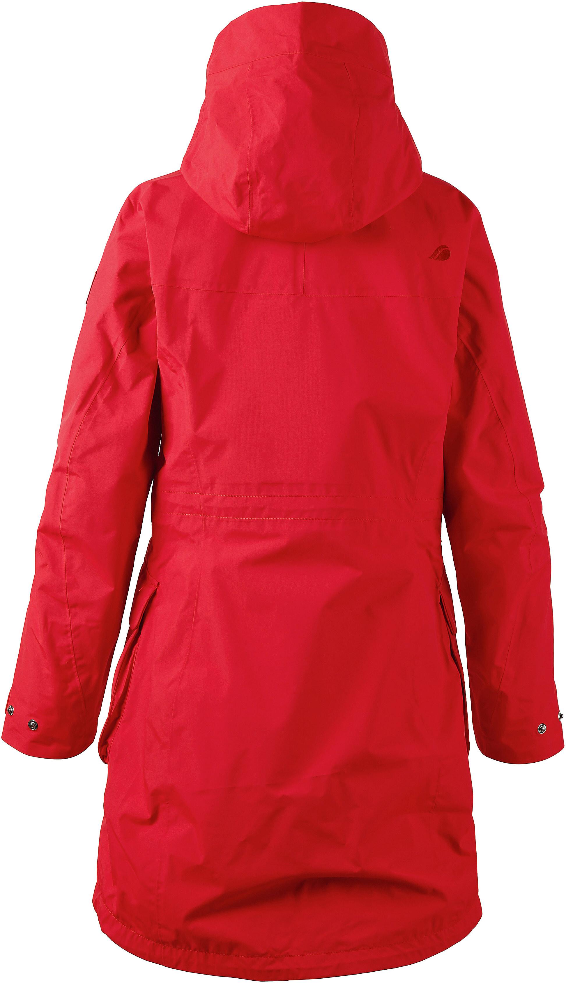 e60ed34015316e Didriksons 1913 Thelma Parka Damen chili red | campz.de